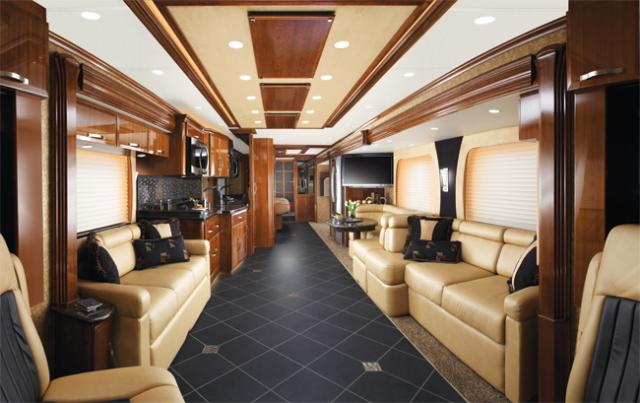World's Most Expensive Motorhomes