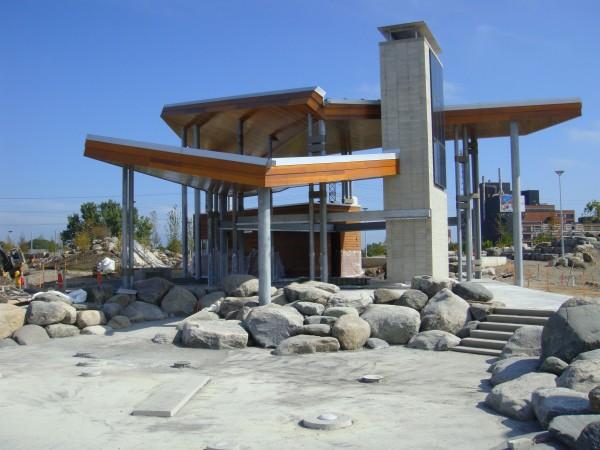 Waterfront Toronto Corktown Commons