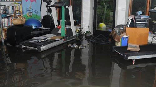 Basement Flooding in Toronto