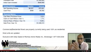 Addy-Saeed-real-estate-review-investment-listings