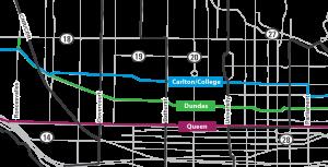 Tranist Map